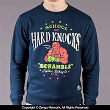 "Scramble ""Hard Knocks"" Navy..."